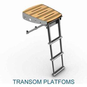 slide-transom-platforms